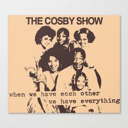 The Cosby Have No Pride Canvas Print