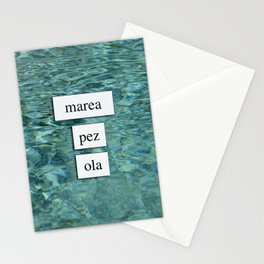 Agua Stationery Cards