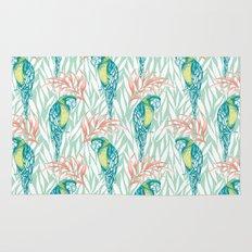 Tropical Pastels Rug