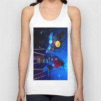mortal instruments Tank Tops featuring Instruments by Mauricio Santana