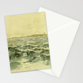 Off The Dutch Coast By James Mcneill Whistler | Reproduction Stationery Cards