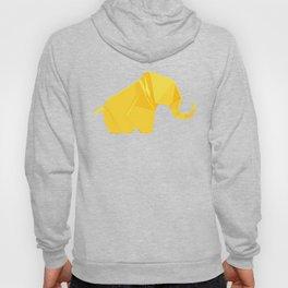 Origami Elephant Hoody