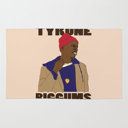 Tyrone Biggums Rug
