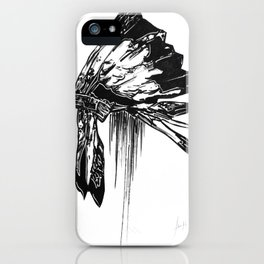 Native Living iPhone Case