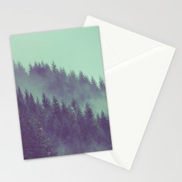 Adventure Awaits Forest Stationery Cards