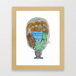 SOUL SAILOR no.1 Framed Art Print