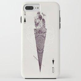 Queen of Spades iPhone Case