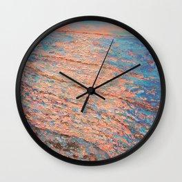 Sundown Good Harbor Wall Clock