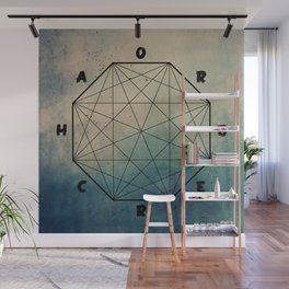 order out of ch... Wall Mural