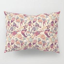 Peppy Springtime Legfish (Vintage Color Palette) Pillow Sham