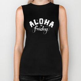 Aloha Friday! Biker Tank