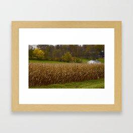 Possum Valley Amish Parochial School Framed Art Print
