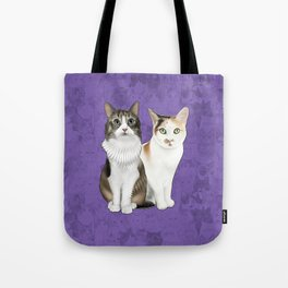 Lupin and Tonks Tote Bag