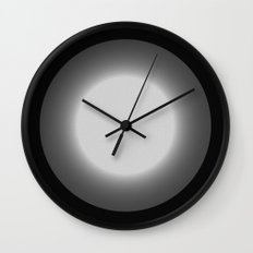 The light from beyond Wall Clock