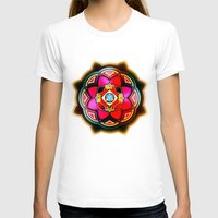 sacred geometry T-shirts featuring Sacred by Sircasm