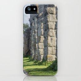 Rome,  Aqueduct Park iPhone Case