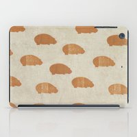 hippo iPad Cases featuring hippo by sinonelineman