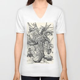 Tree of Wonders Unisex V-Neck