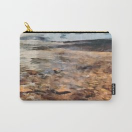 Agate Falls - Interior Township, Michigan's Upper Peninsula Carry-All Pouch
