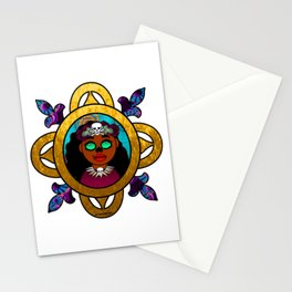 Purple Regal Maman Stationery Cards