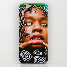 Abra iPhone Skin