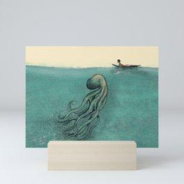 Hello Fellow Being Mini Art Print