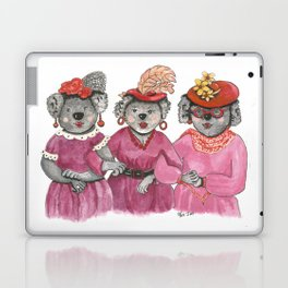 Red Hat Ladies off to Lunch Laptop & iPad Skin