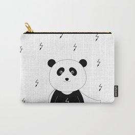 Panda superhero Carry-All Pouch