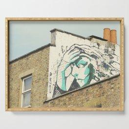 Camden Graffiti Serving Tray