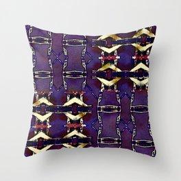 SCAFFOLDING II Throw Pillow
