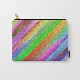 Colorful digital art splashing G479 Carry-All Pouch