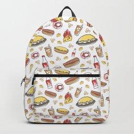 Skyline Chili Pattern Color Backpack