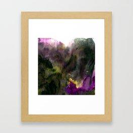 Vellum Bliss No. 7-2B by Kathy Morton Stanion Framed Art Print