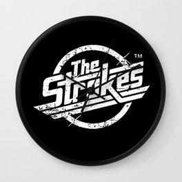 the strokes Wall Clock