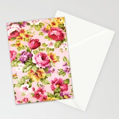 VINTAGE FLOWERS XXVI - for iphone Stationery Cards