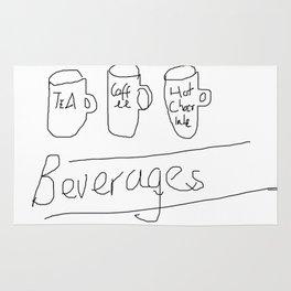 beverages Rug