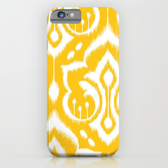 Ikat Damask iPhone & iPod Case