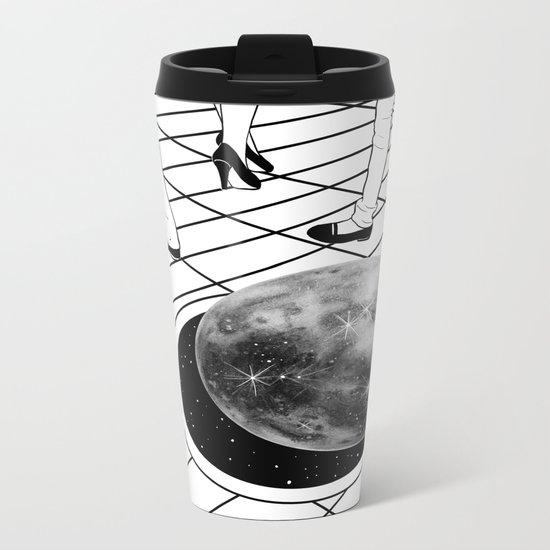 Moonhole Metal Travel Mug