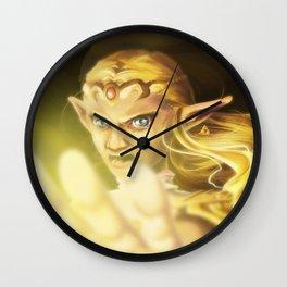 Princess Zelda - Ocarina of Time Wall Clock