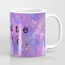 Create Magic Coffee Mug