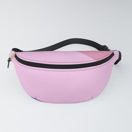 PINK SUN Fanny Pack