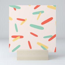 Summer Sprinkles Mini Art Print