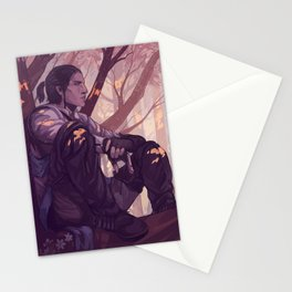 Assassin's Creed - Connor Stationery Cards