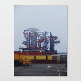 NYC - Coney Island Canvas Print