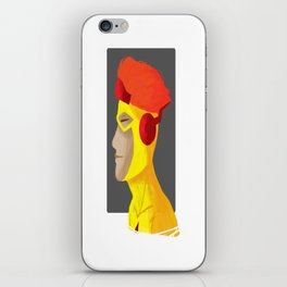 Kid Flash! iPhone Skin