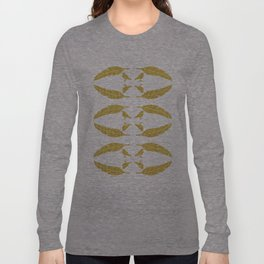 Feather & Bird - Mustard Tang Long Sleeve T-shirt