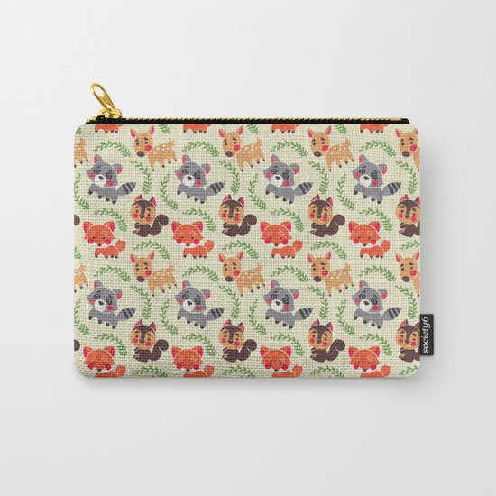 The Happy Forest Friend Carry-All Pouch