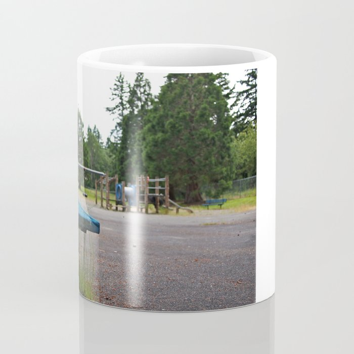 Oak Tree Park Coffee Mug