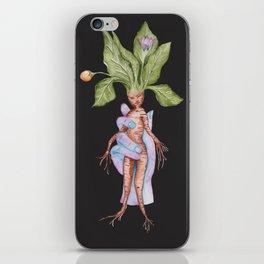 Mandrake iPhone Skin
