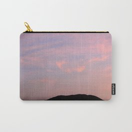 Moonrise over Death Valley Carry-All Pouch